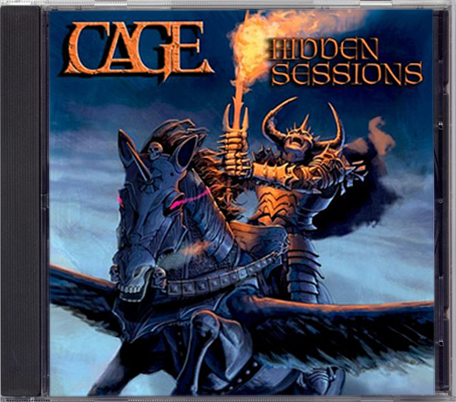 Cage - Hidden Sessions