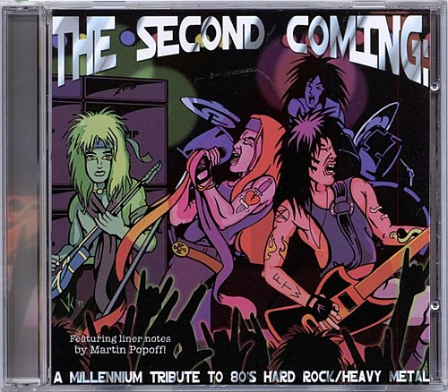V/A - The Second Coming: A Millennium Tribute To 80's Hard Rock / Heavy Metal