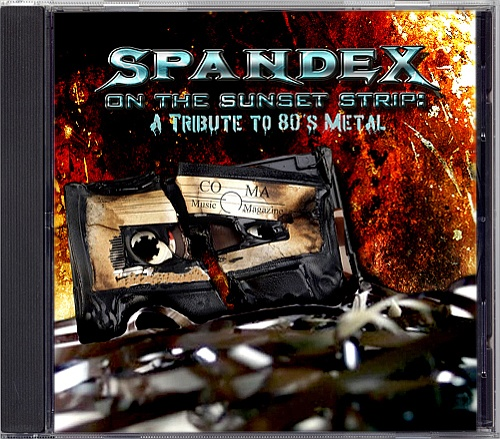 V/A - Spandex On The Sunset Strip: A Tribute To 80's Metal