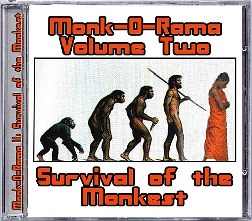 V/A - Monk-O-Rama Vol. 2: Survival Of The Monkest