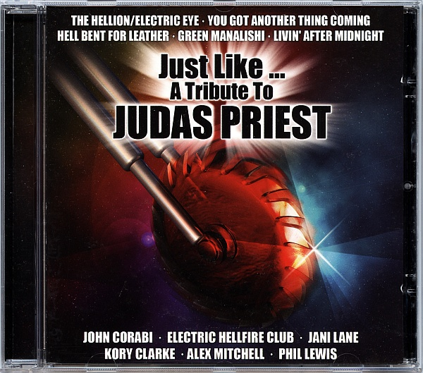 V/A - Just Like… A Tribute To Judas Priest
