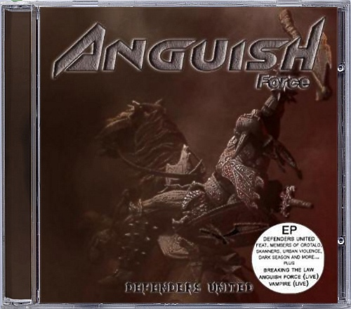 Anguish Force - Defenders United