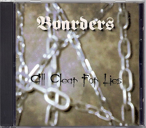 Boarders - All Clear For Lies