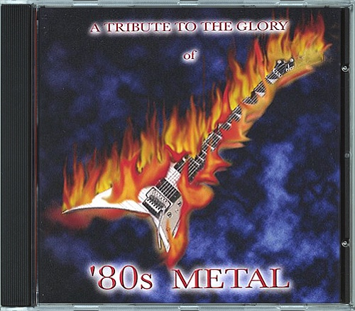 V/A - A Tribute To The Glory Of 80's Metal