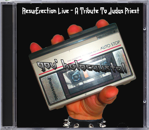 Gov' Holocaustal - ResurErection Live - A Tribute To Judas Priest