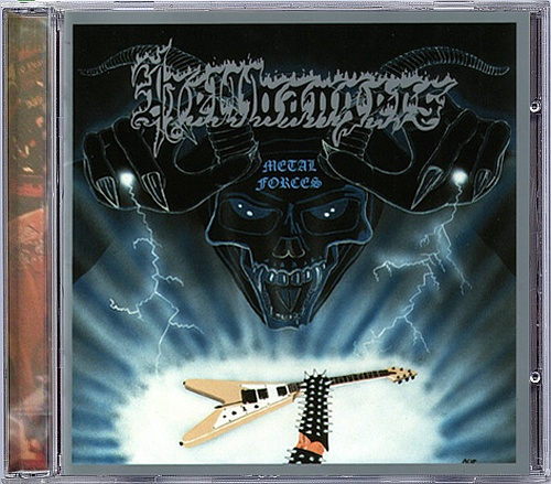 V/A - Hellbangers - Metal Forces