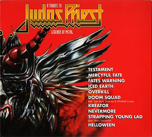 V/A - Legends Of Metal. A Tribute To Judas Priest
