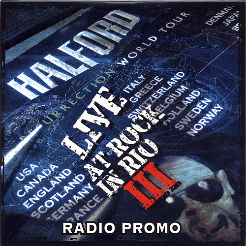Halford - Live At Rock In Rio III. Promo