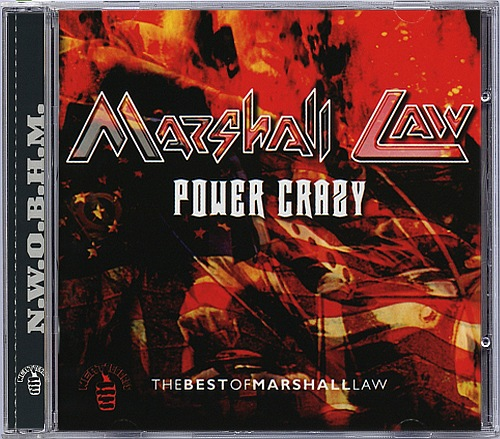Marshall Law - Power Crazy: The Best Of Marshall Law