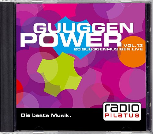 V/A - Guuggen Power, Vol. 13
