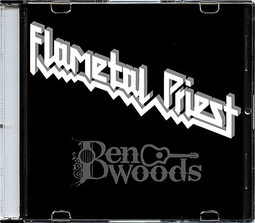 Ben Woods - Flametal Priest