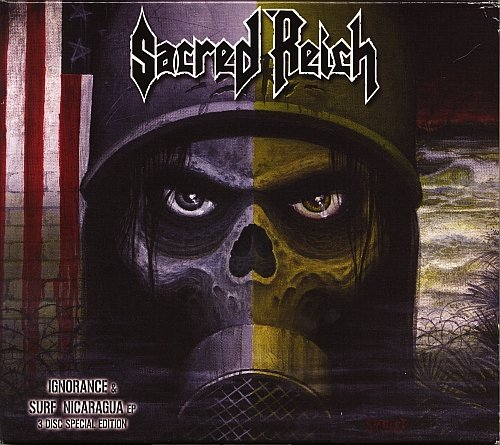 Sacred Reich - Ignorance + Surf Nicaragua EP