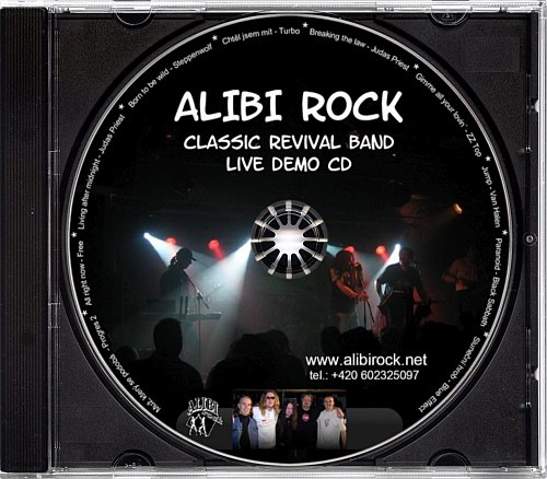 Alibi Rock - Live Demo CD